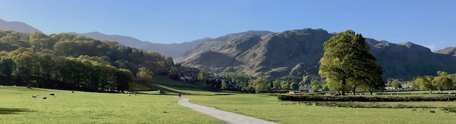 Cumbria Way Coniston